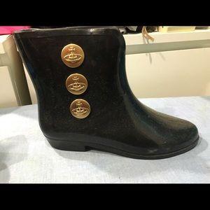 Vivienne Westwood rain boots